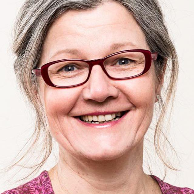 Cornelia Slisch - Portrait